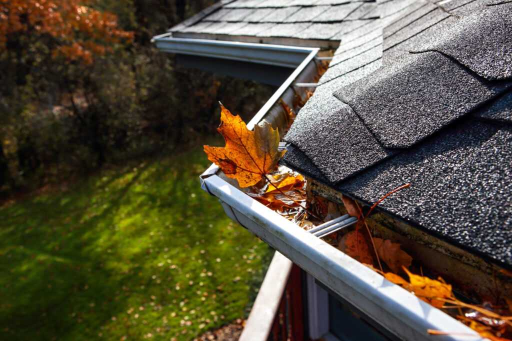 Fall is a Great Time for Roof and Gutter Maintenance