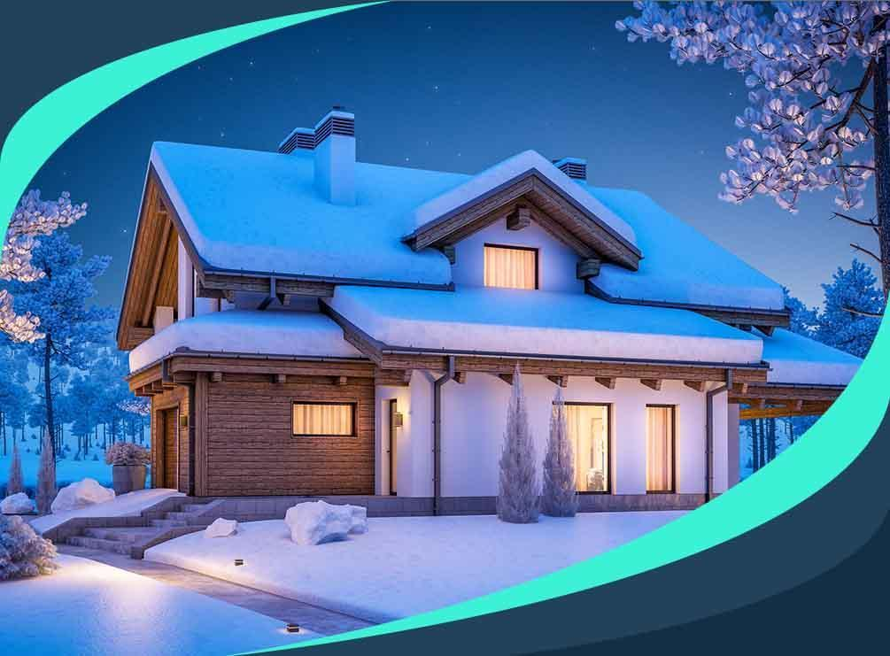The Negative Effects of Snow and Ice on Your Roof