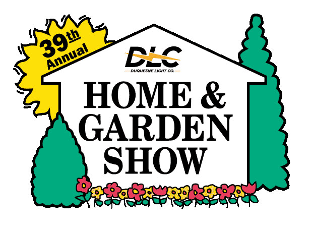 Roofer at Pittsburgh Home and Garden Show