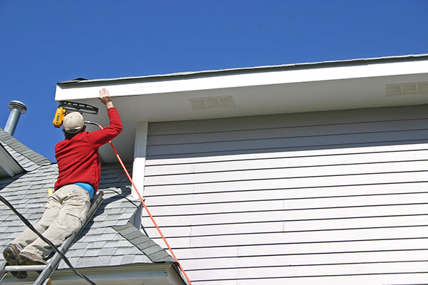 Soffit and Facia Professionally Installed, Replaced or Repaired
